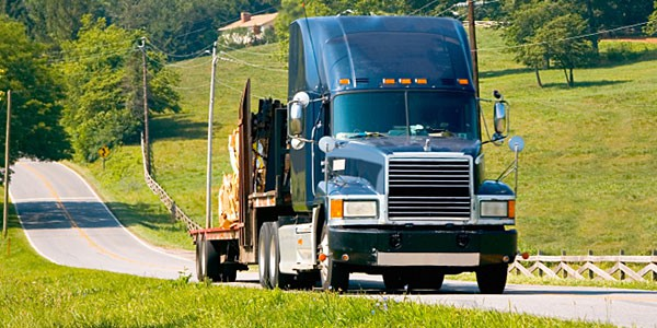 Pass the CDL Test Truck Picture