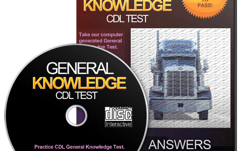Truck Driver License Software Picture