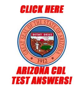 Arizona CDL License Test