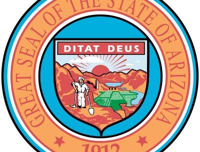 State Of Arizona CDL License Test Seal