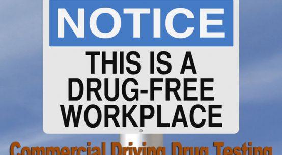 Commercial Driver Drug Testing