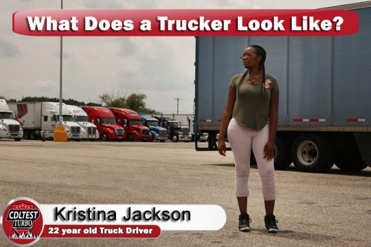Female Trucker